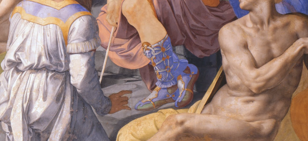 Bronzino Fresco